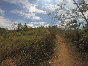 jalan menuju baduy dalam via lewat cijahe
