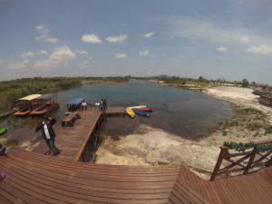 Danau Rumah Keong