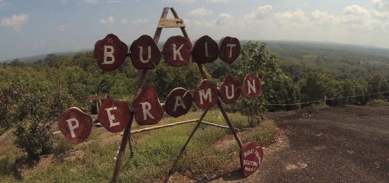 Bukit Peramun Belitung