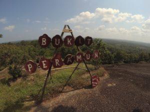 Batu Ampar Bukit Peramun belitung