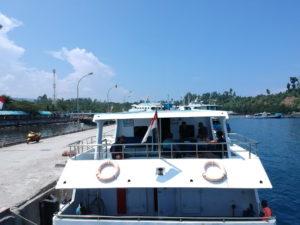 Kapal Cepat Sorong-Waisai