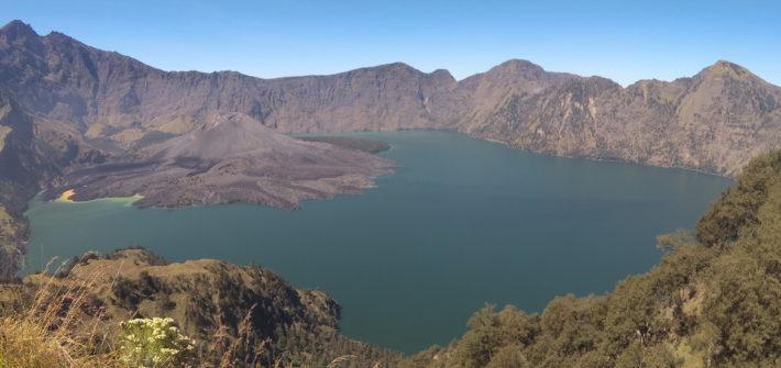 Plawangan Senaru Gunung Rinjani