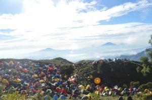 Camp area Prau