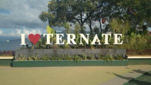 I love ternate