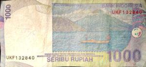 uang seribu 1000