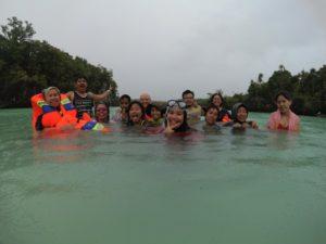 Hujan di Pulau Baer