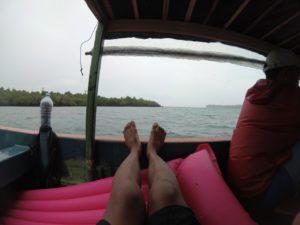 Menuju Pulau Baer