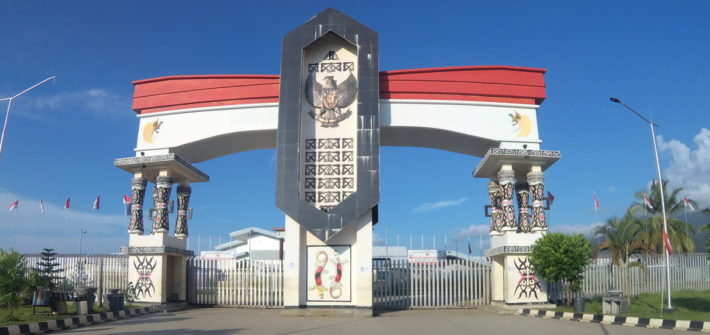 Perbatasan Indonesia-Papua New Guinea
