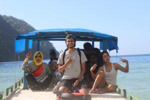 Perjalanan Laguna Mahumalalang