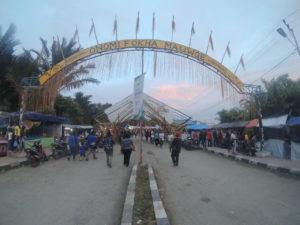 Selamat datang di Festival Danau Sentani