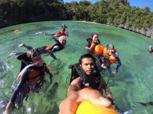 snorkeling di Sombori