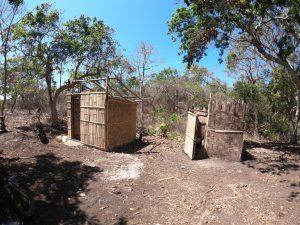 Toilet Pantai Mbawana