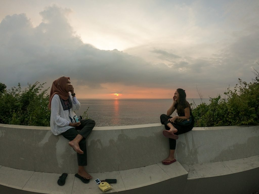 Sunset KM 0 Sabang