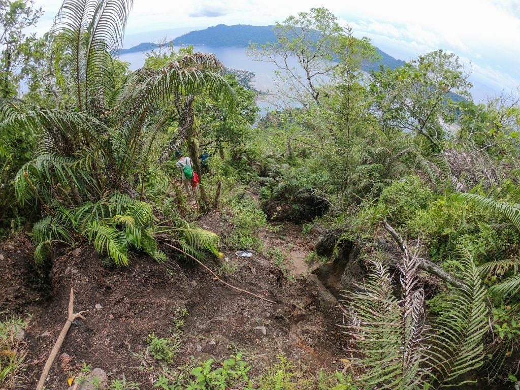 Jalur Gunung Api Banda