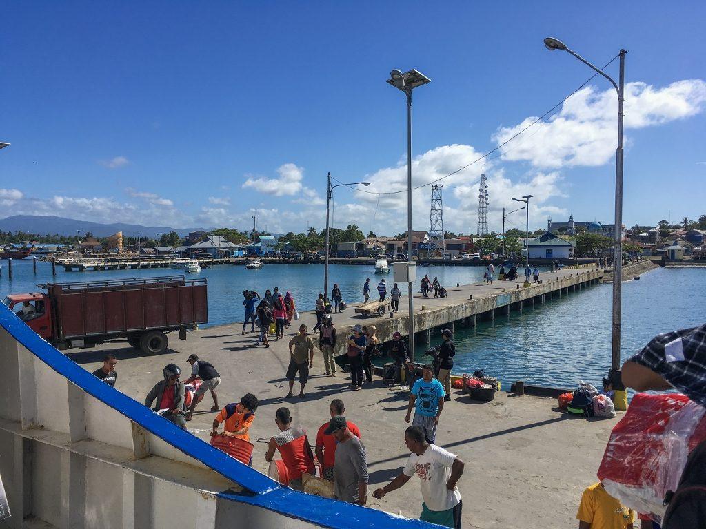 Pelabuhan Morotai