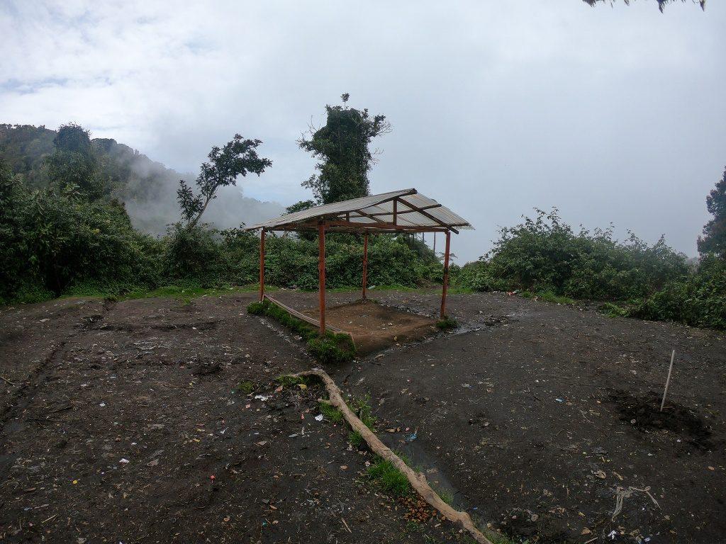 Shelter 1 Kerinci